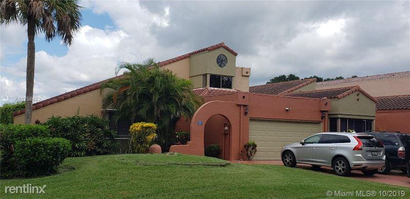 1221 SW 87th Ter, Plantation, FL - $2,500