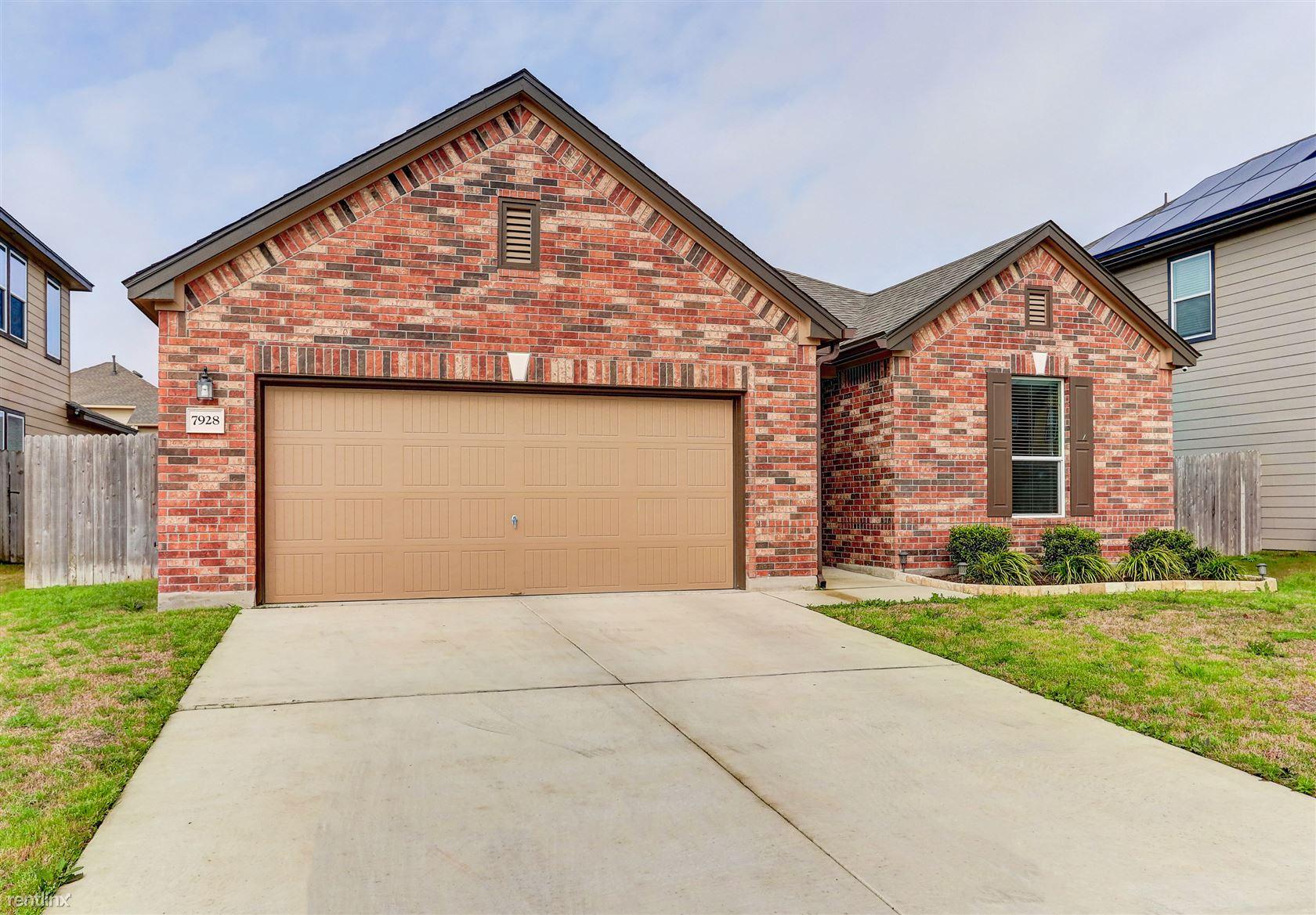7928 Bassano Dr, Round Rock, TX - $1,825
