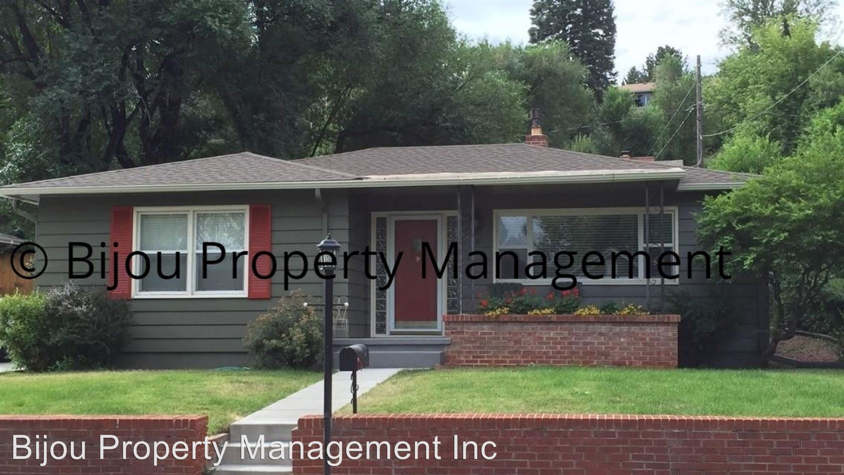 110 Trout Ave, Colorado Springs, CO - $2,100