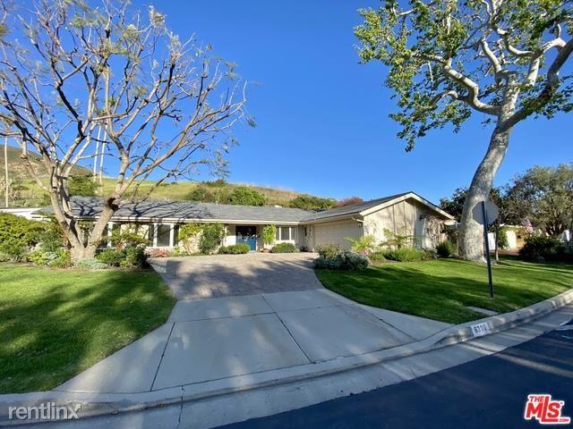 6300 Paseo Canyon Dr, Malibu, CA - $9,600