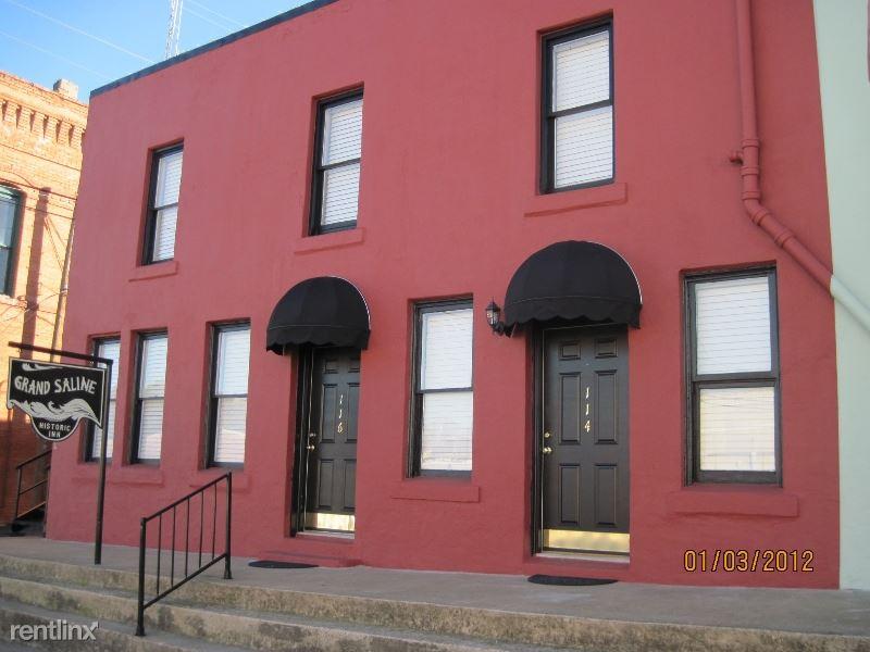 112 E Frank St, Grand Saline, TX - $800