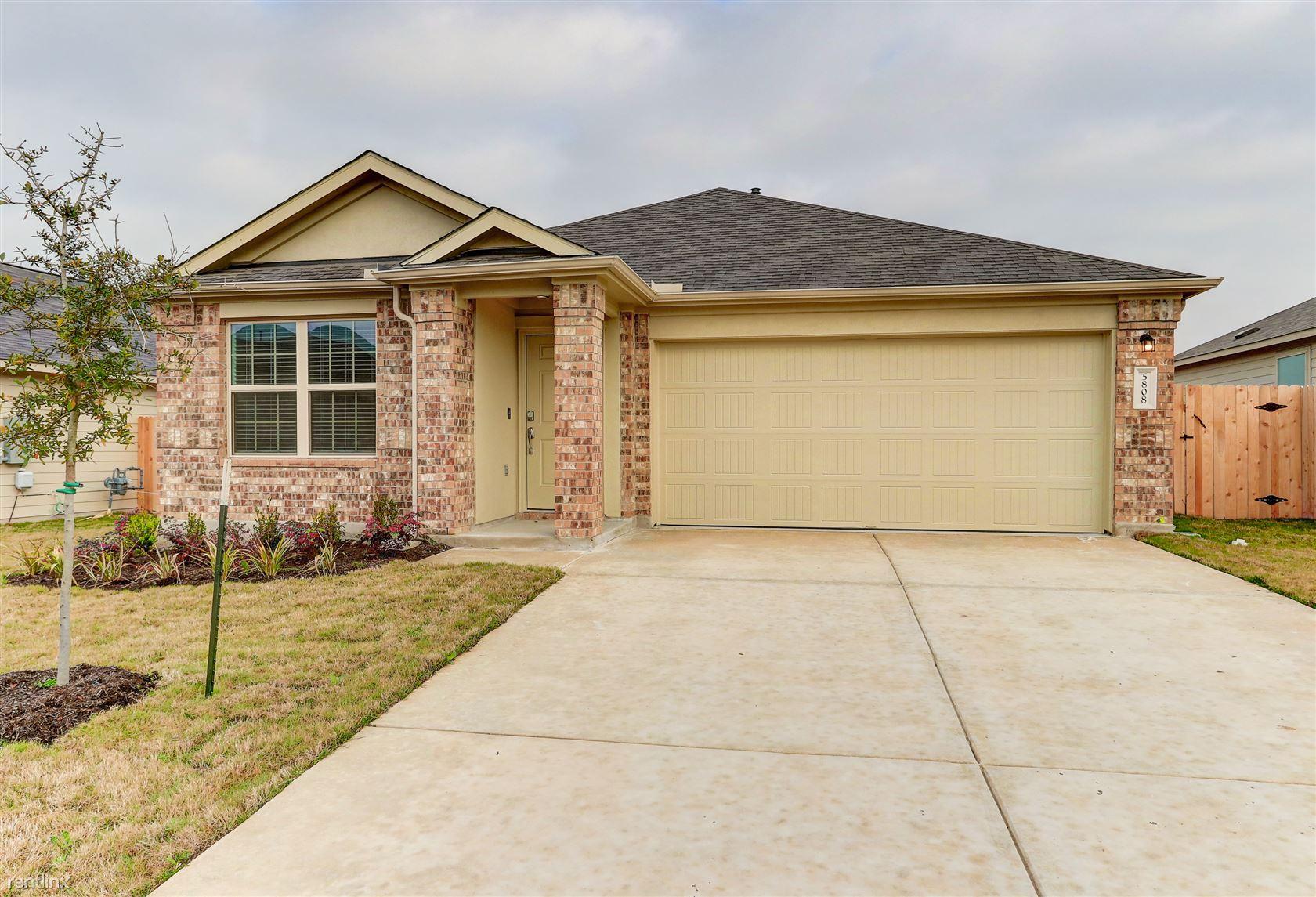 5808 San Savino Dr, Round Rock, TX - $1,825