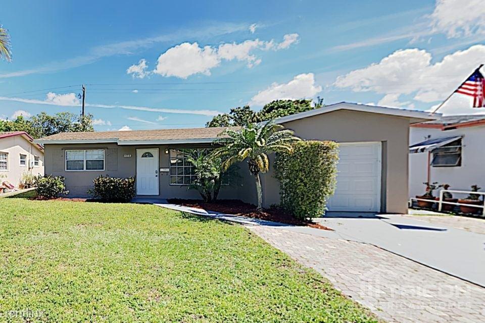 872 SW 62nd Avenue, North Lauderdale, FL - $1,725