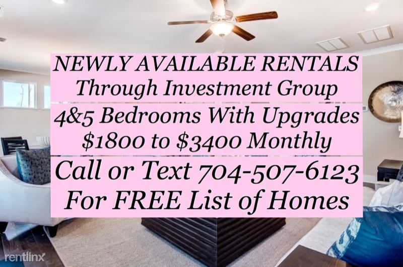 7901 Sunset Hill Rd, Waxhaw, NC - $2,000
