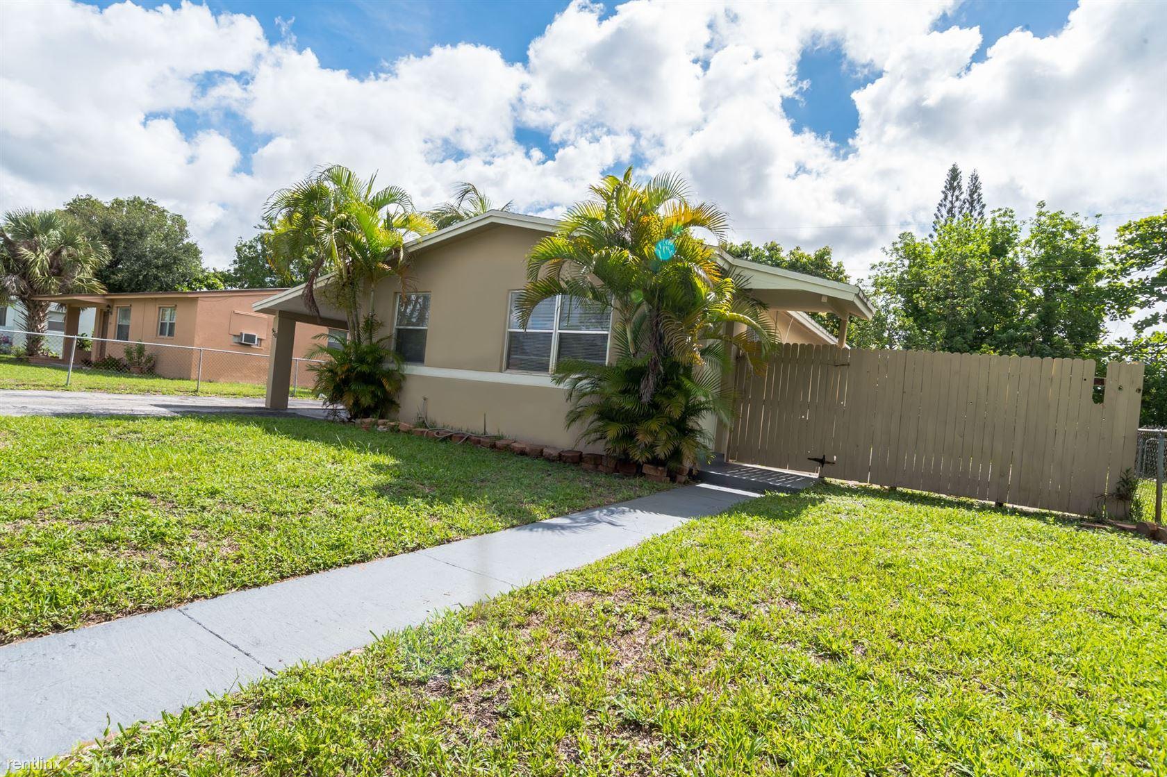 920 NW 34 WY, Lauderhill, FL - $1,599