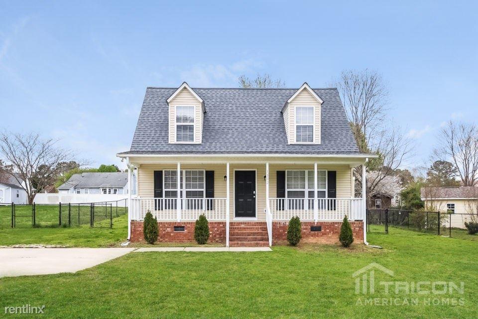 1302 Sasswood Lane, Zebulon, NC - $1,300