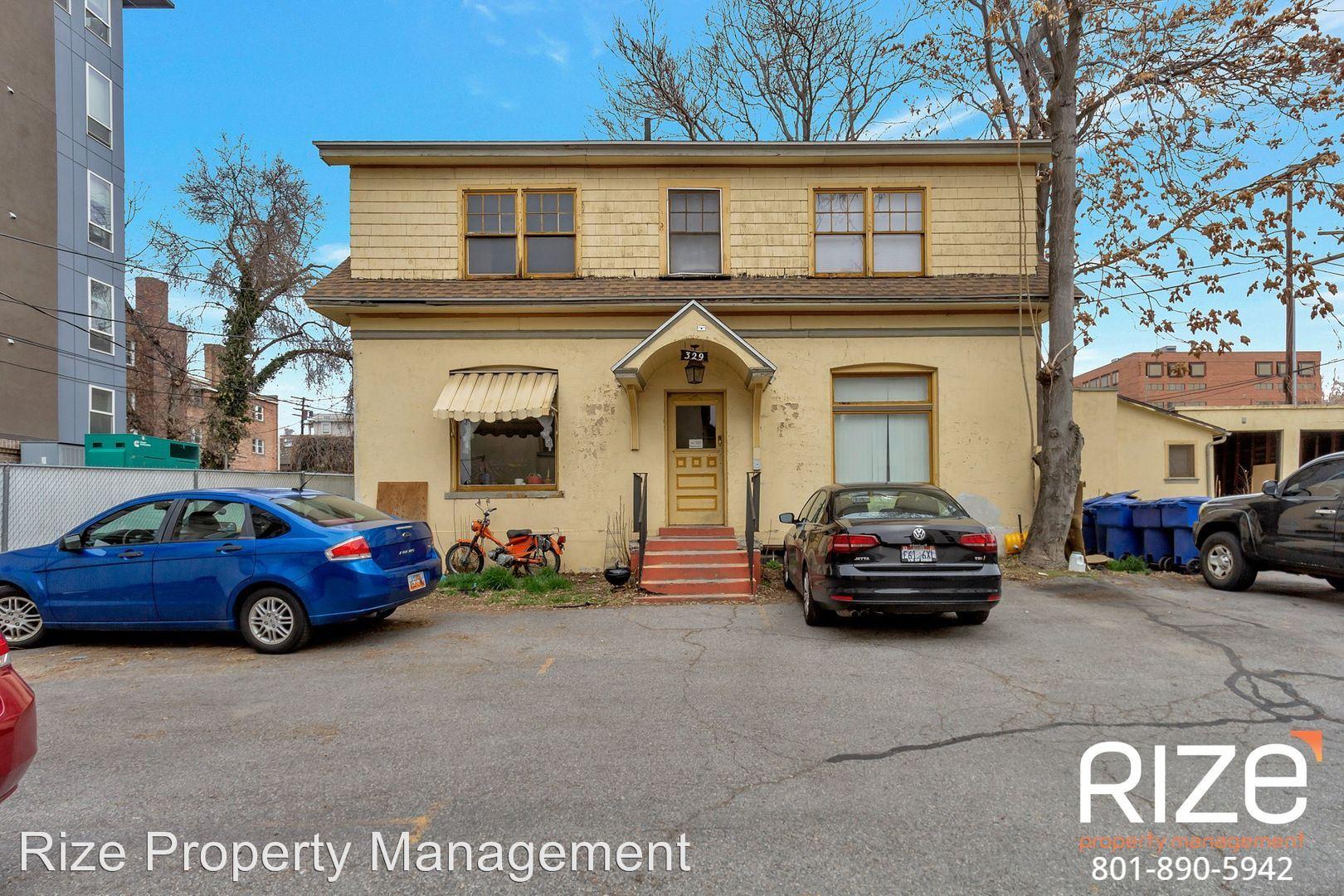 327-333 E 100 S, Salt Lake City, UT - $700