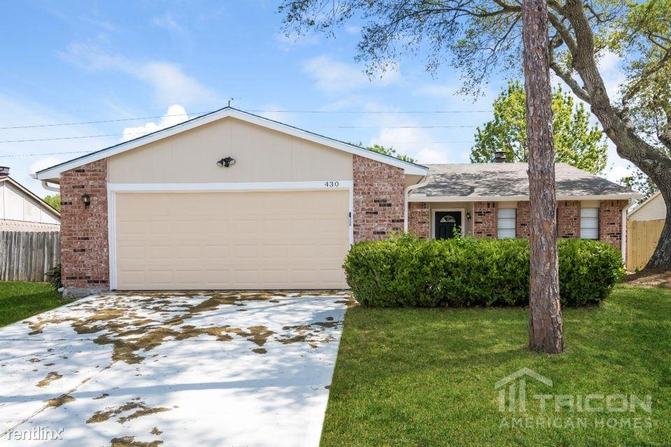 430 Tara Plantation Drive, Richmond, TX - $1,549