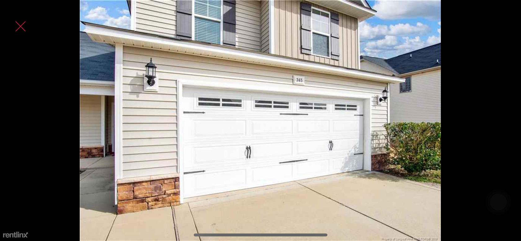 365 Roanoke Drive, Raeford, NC - $1,300