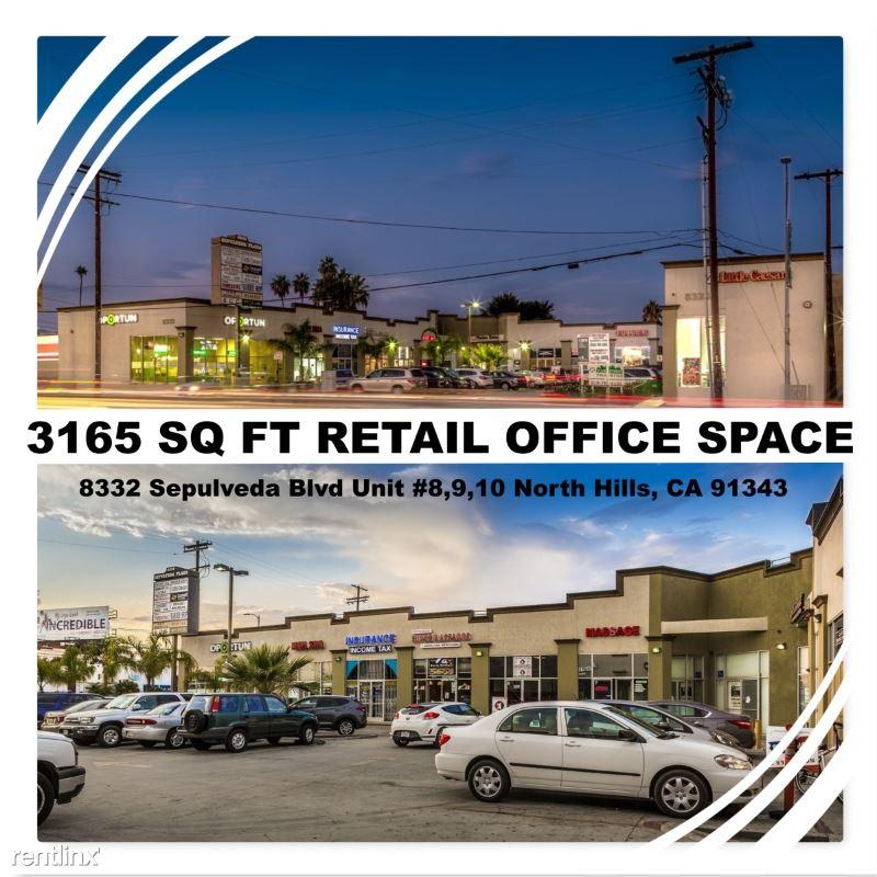 8332 Sepulveda Blvd 8,9,10, North Hills, CA - $5,995