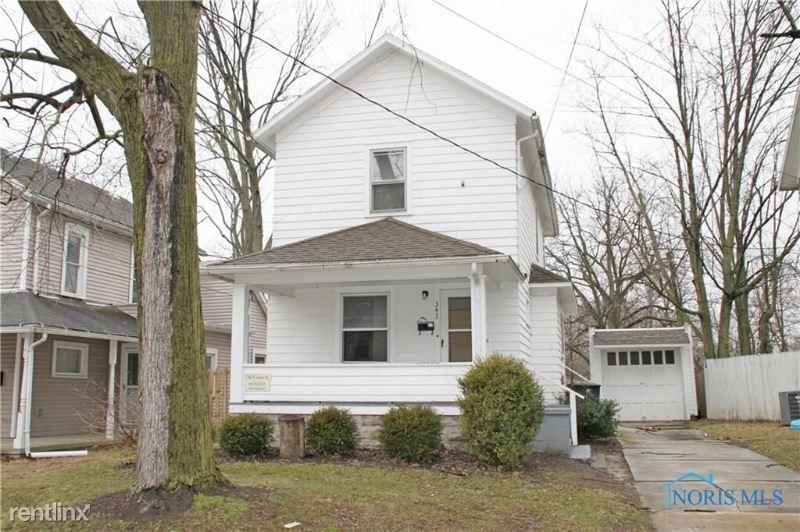 343 N. Grove Street, Bowling Green, OH - $1,200