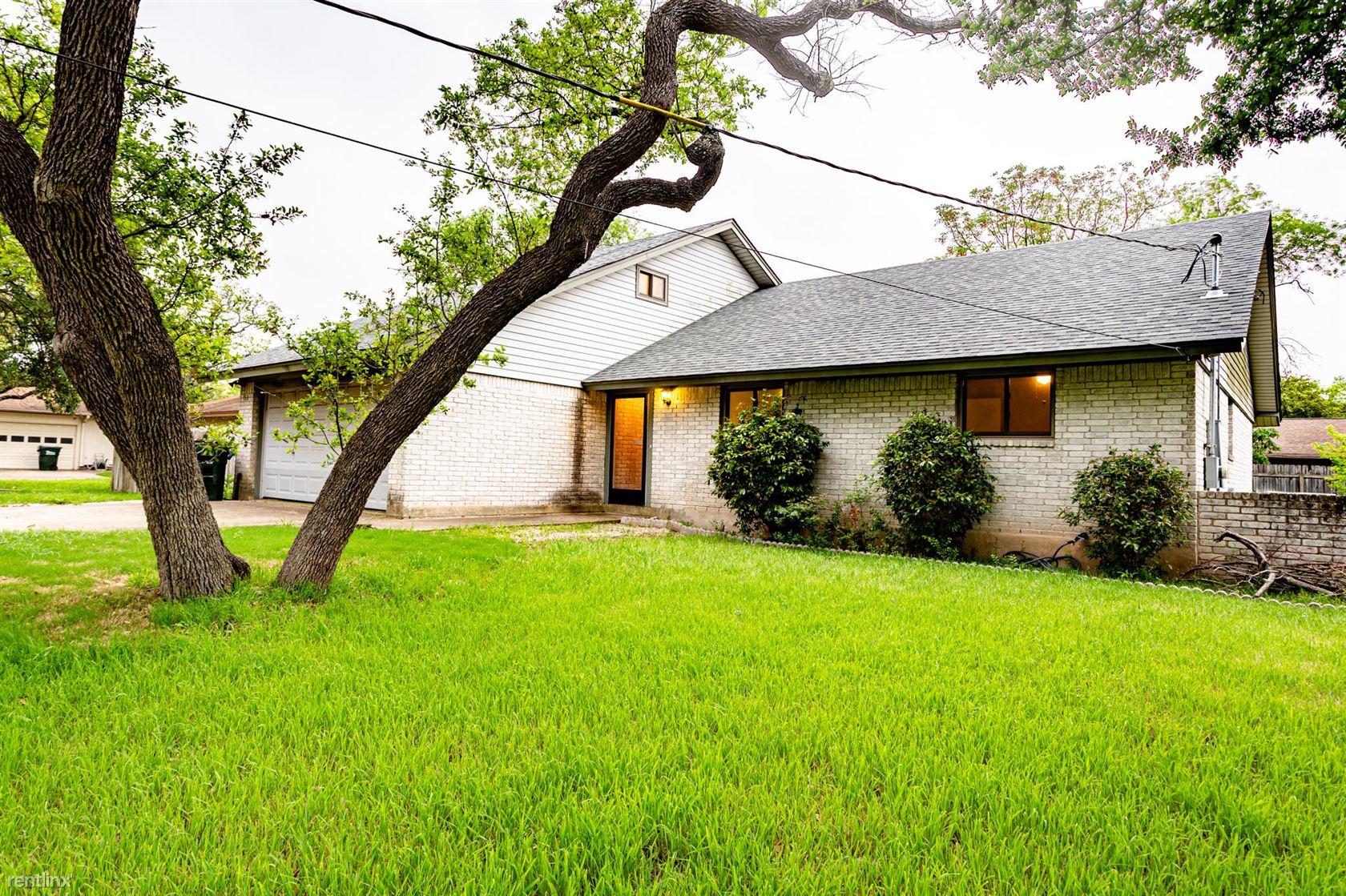 113 Shady Oak, Georgetown, TX - $1,750