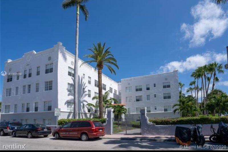 700 Euclid Ave 7G, Miami Beach, FL - $1,275