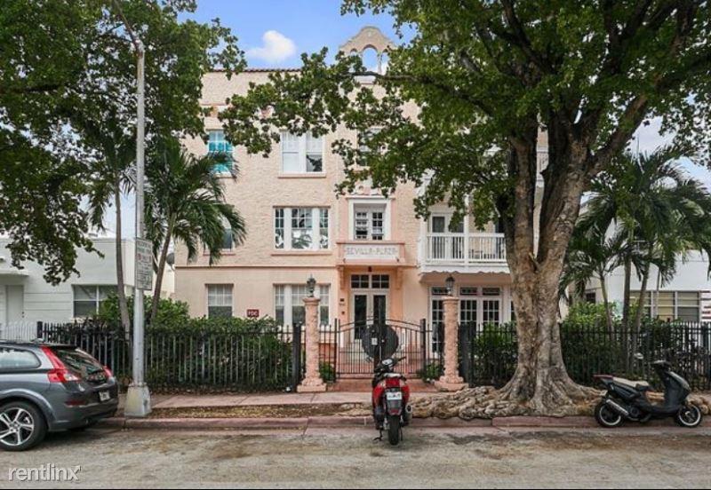 642 Michigan Ave apt 16 16, Miami Beach, FL - $1,000