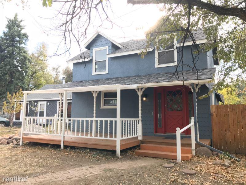 1816 Mesita Ct., Colorado Springs, CO - $2,500