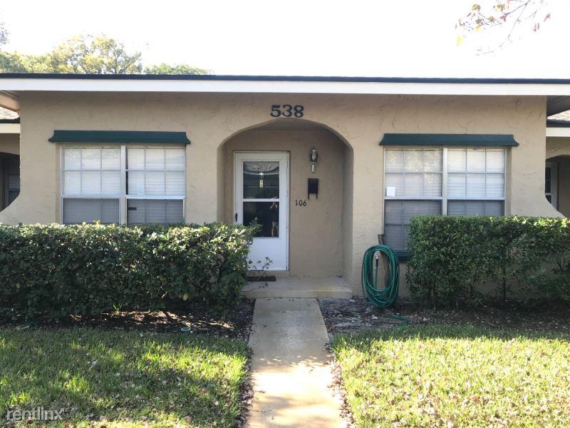 538 Cascade Cir 106, Casselberry, FL - $950