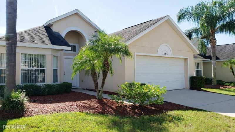 1015 Tourmaline Dr, Kissimmee, FL - $1,750