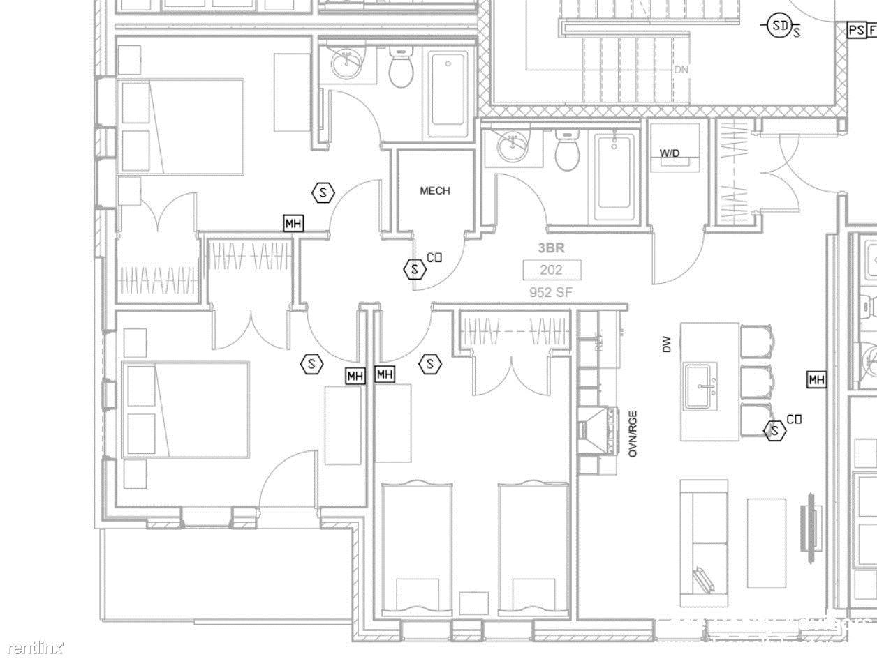 9 Glencoe St # 3, Brighton, MA - $3,750