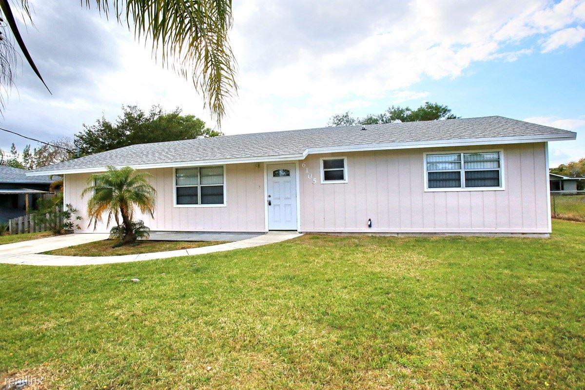 6105 Myrtle Drive, Fort Pierce, FL - $1,479