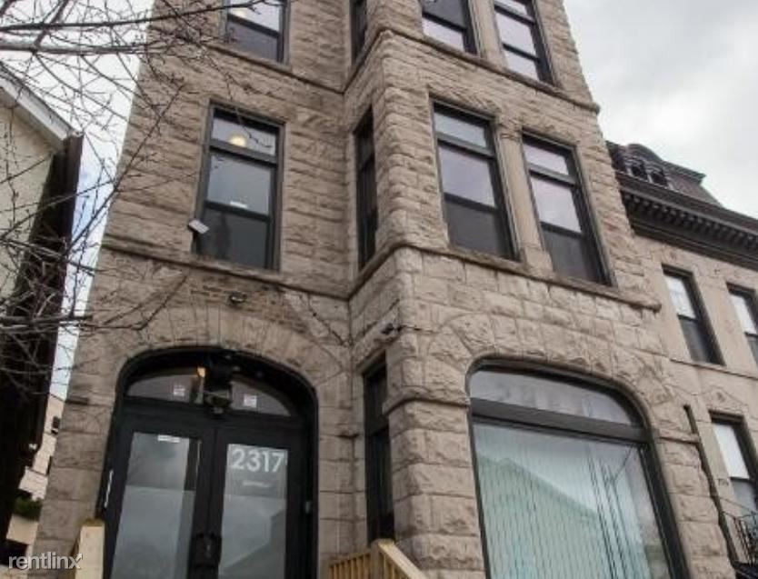 2317 N Halsted St, Chicago, IL - $2,600