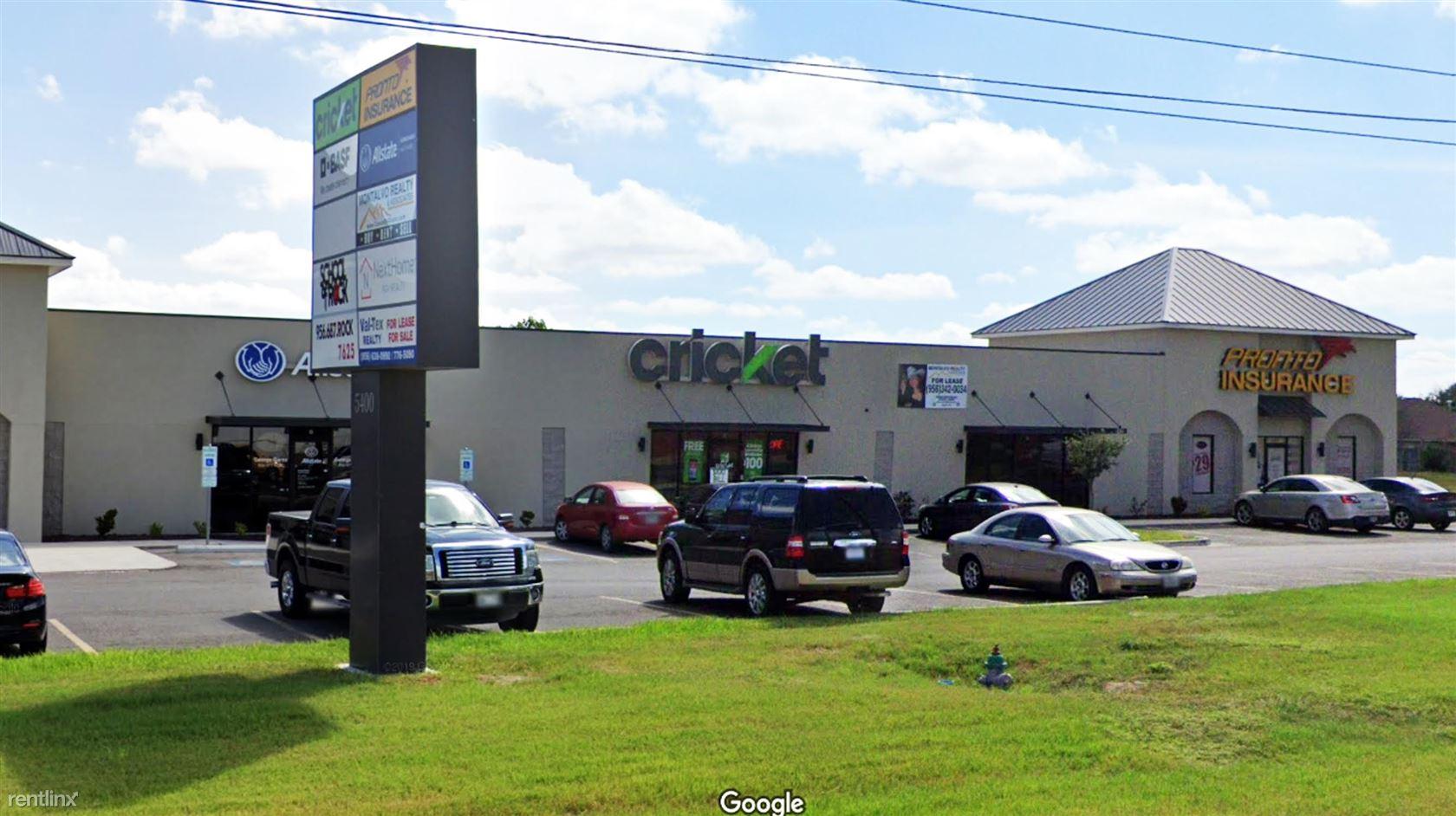 5400 N Ware Rd Ste 30, Mcallen, TX - $1,500