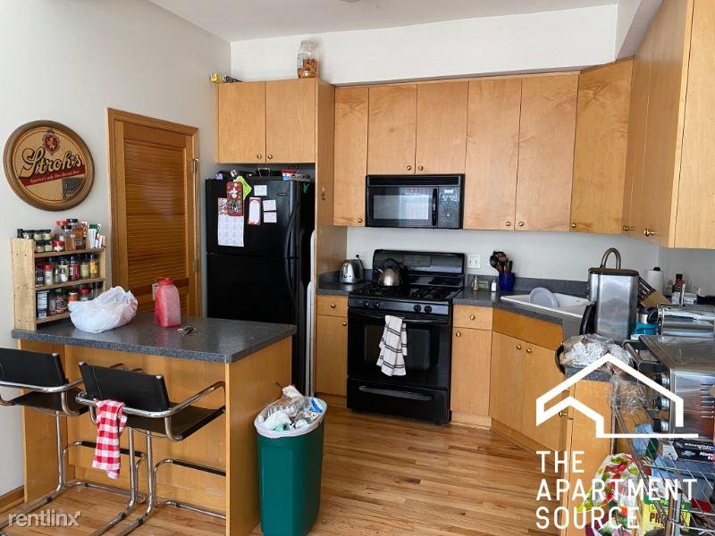 1446 N Leavitt St 2R, Chicago, IL - $2,600