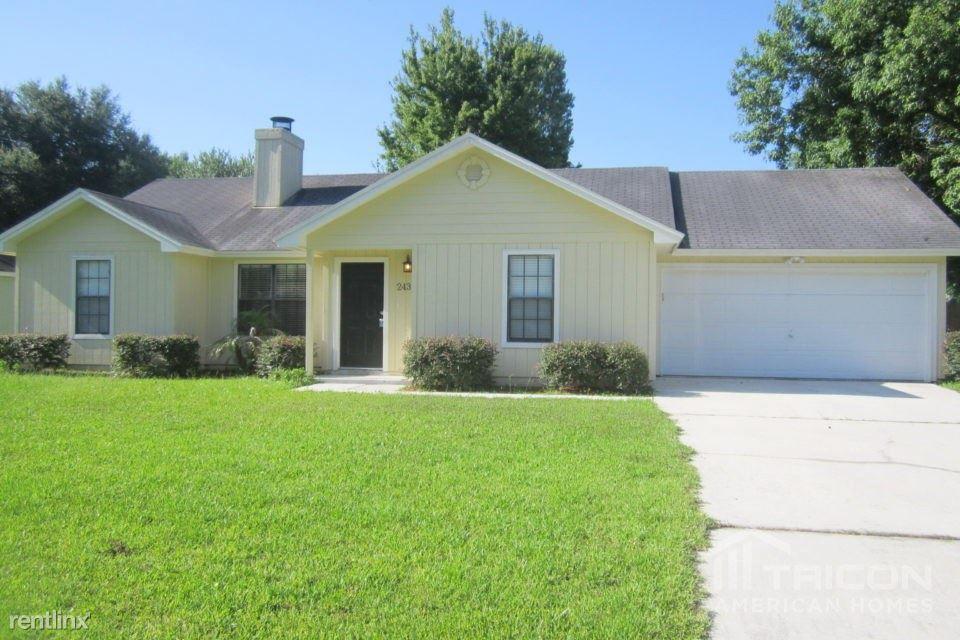 2435 Burns Drive, Middleburg, FL - $1,399
