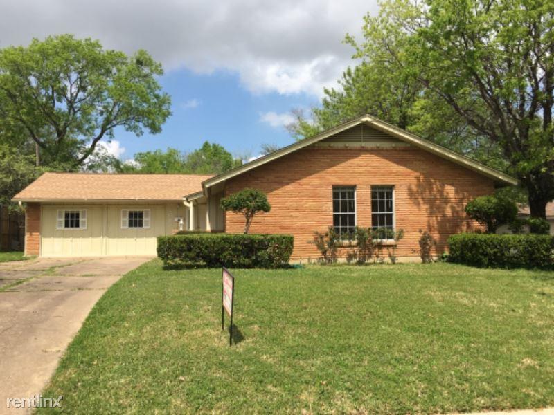 2017 Brenton St, Irving, TX - $1,775