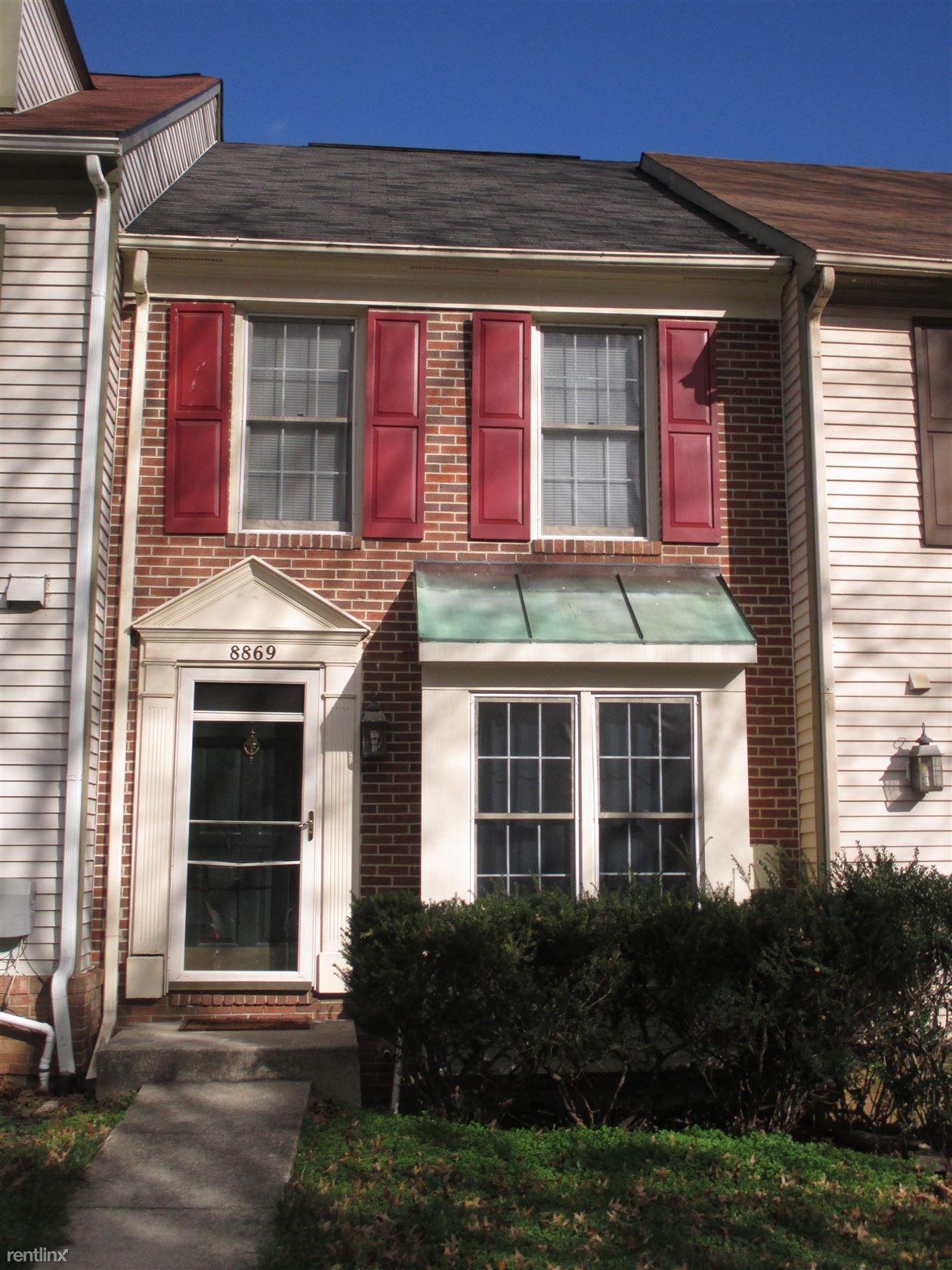 8869 Willowwood Way, Jessup, MD - $1,895
