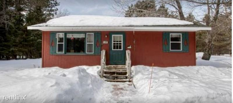 1293 S Old Highway 51 Rd, Woodruff, WI - $950