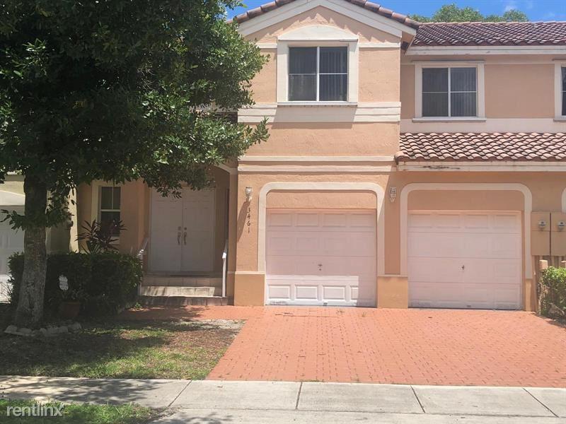 3461 SW 170th Ter, Miramar, FL - $2,500