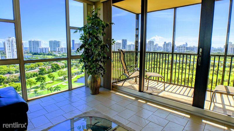 20379 W Country Club Drive 2033, Aventura, FL - $3,000