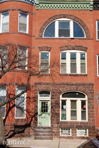 1813 McCulloh St Unit 3, Baltimore, MD - $950