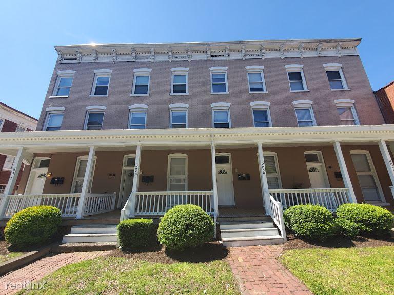 507 W Grace St, Richmond, VA - $1,095