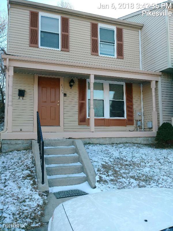 4739 Hawksbury Rd, Pikesville, MD - $1,700
