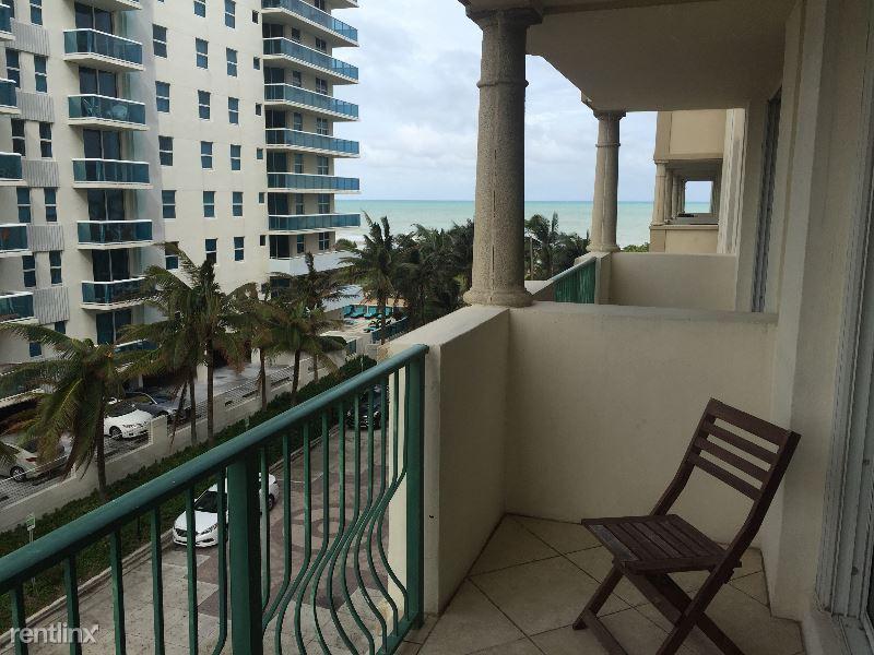9195 Collins Av, Surfside, FL - $1,700