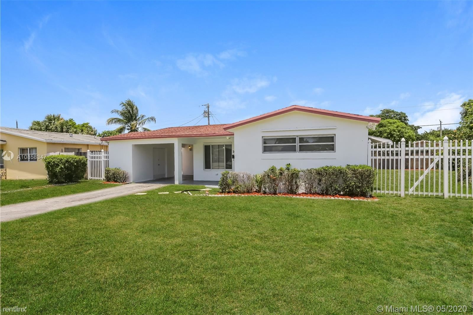 3611 NW 36th St, Lauderdale Lakes, FL - $1,845