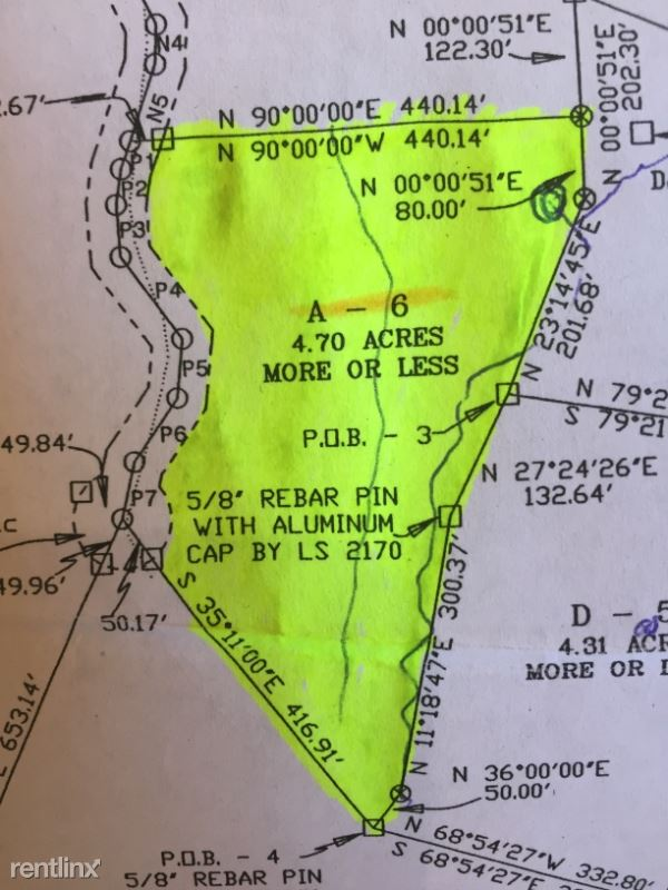 Tract A-6 Hidden Valley Lakes, Annapolis, MO - $145