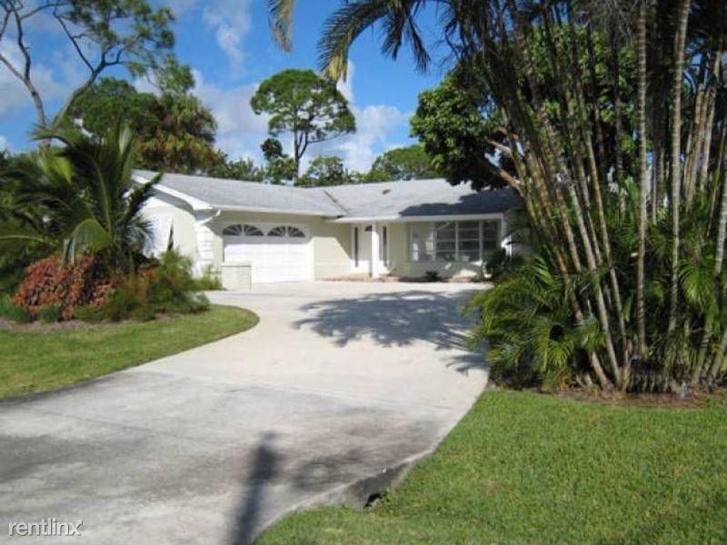 8797 SE Sharon St, Hobe Sound, FL - $2,500