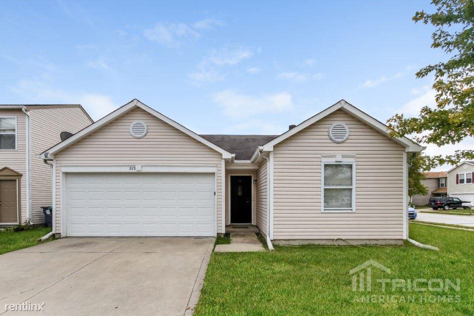 213 Frostwood Lane, Greenwood, IN - $1,299