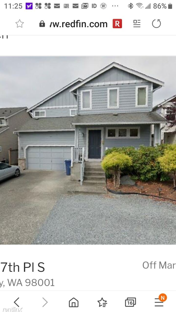 32057 37th Place South, Federal Way, WA - $2,595