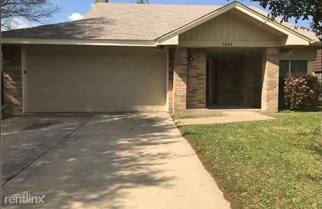2666 Steppington St, Grand Prairie, TX - $1,849