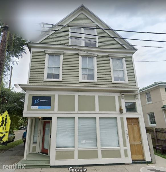 533 Rutledge Ave, Charleston, SC - $3,950