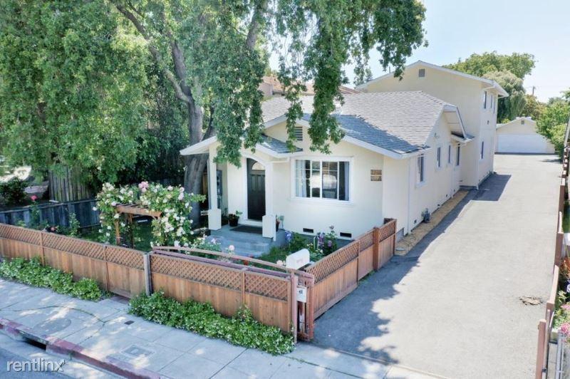 425 Oak Ave 1, Redwood City, CA - $7,200
