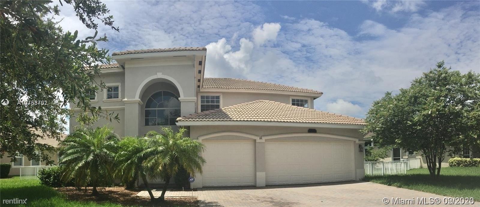15222 SW 52nd St, Miramar, FL - $3,500