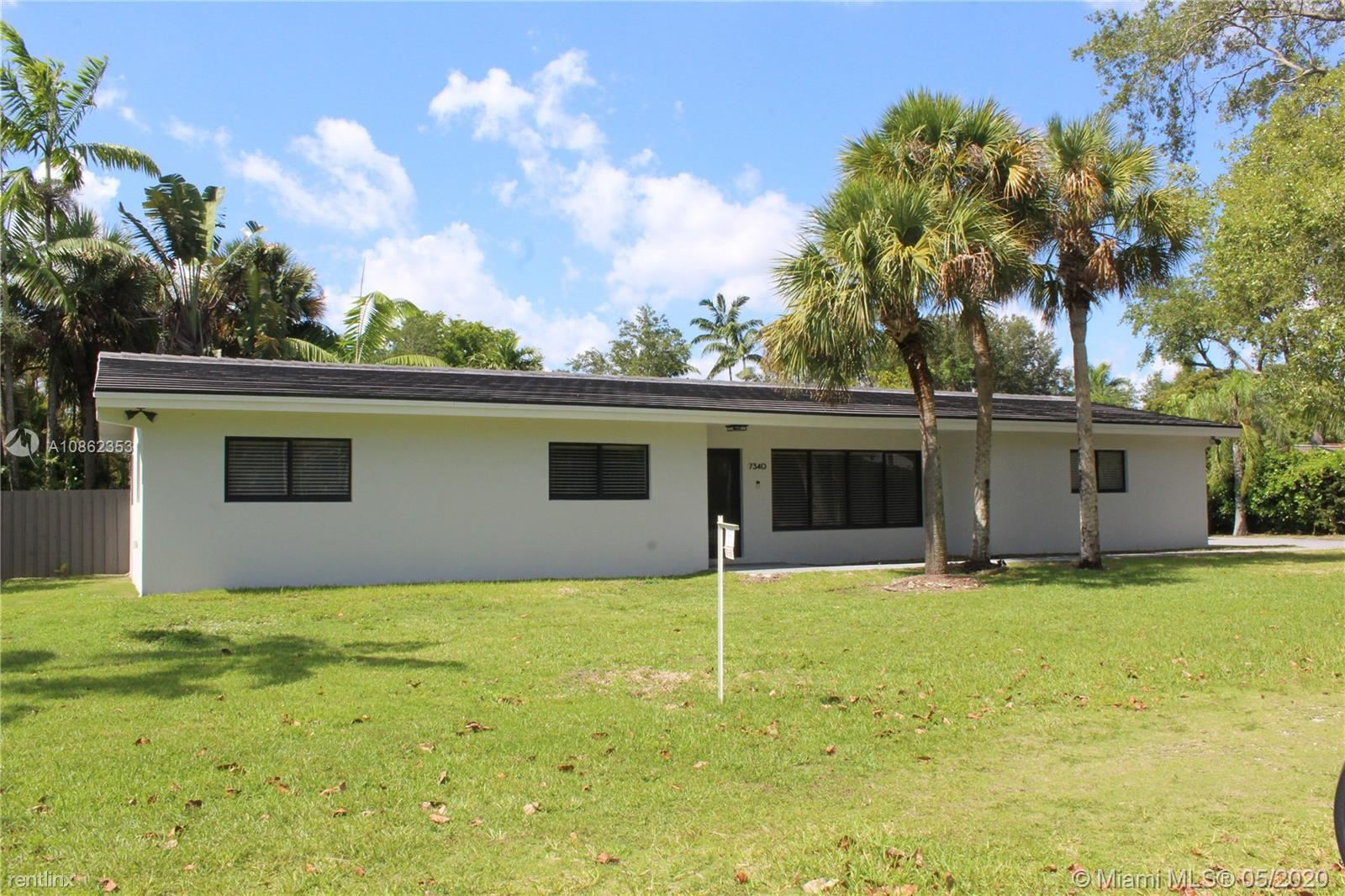7340 SW 105th Ter, Pinecrest, FL - $5,150