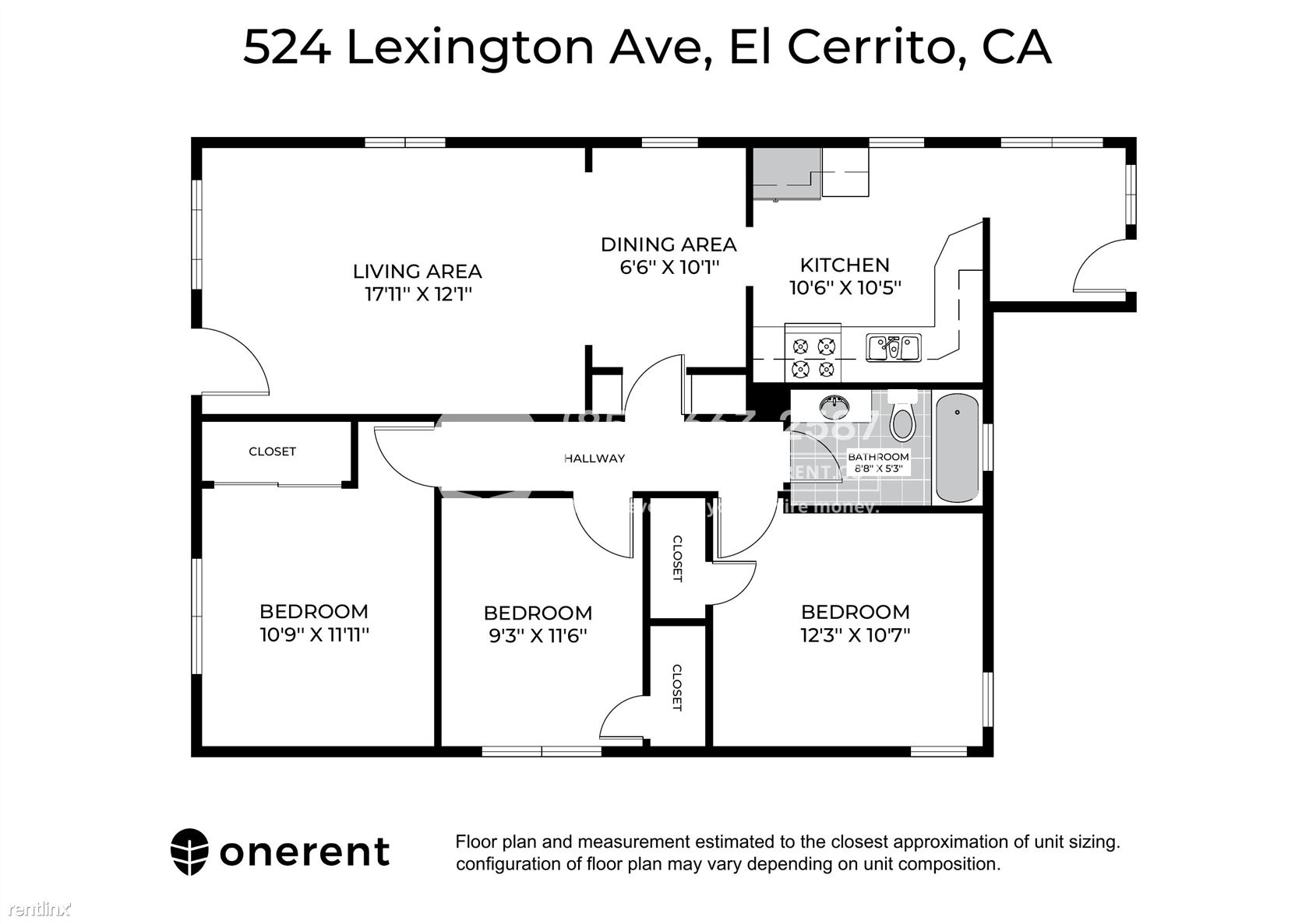 524 Lexington Avenue, El Cerrito, CA - $3,500