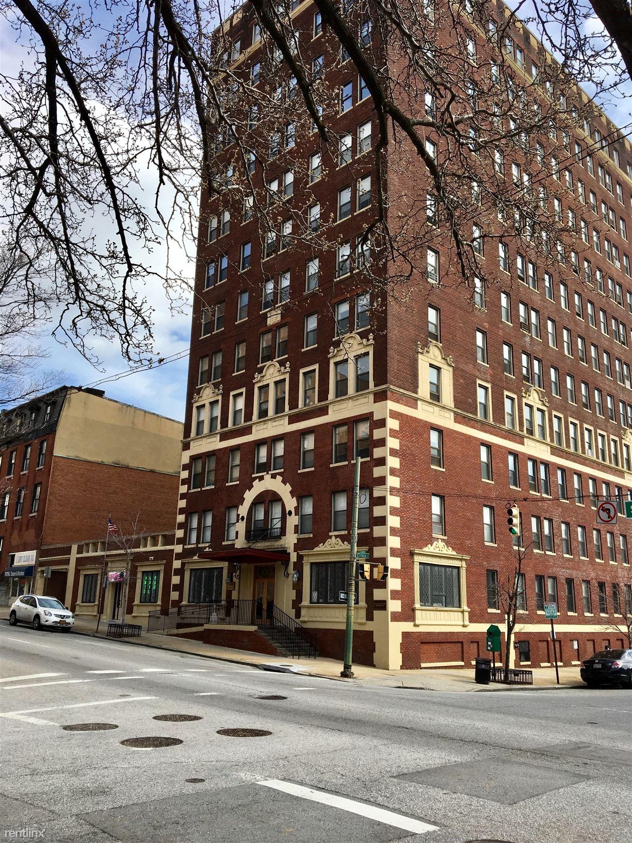 1001 Saint Paul St Apt 2D, Baltimore, MD - $950