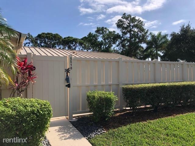5518 Golden Eagle Cir, Palm Beach Gardens, FL - $2,200