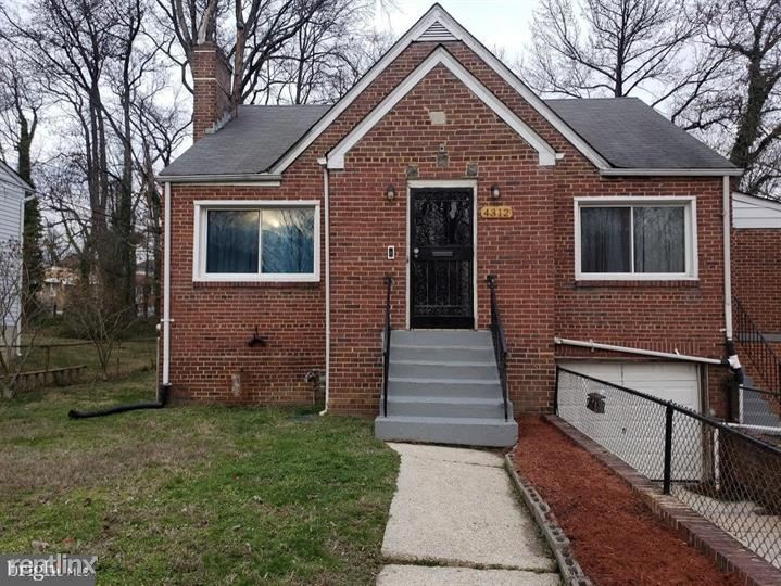 4312 byers st, Capitol Heights, MD - $700